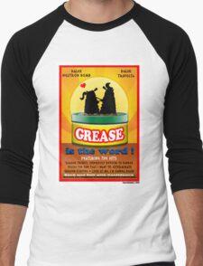 Dalek is the Word Men's Baseball ¾ T-Shirt