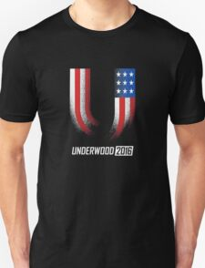 Frank Underwood 2016 Unisex T-Shirt