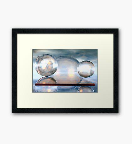 Metaphorical Framed Print