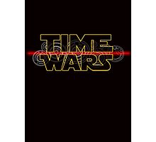 Time Wars  Photographic Print