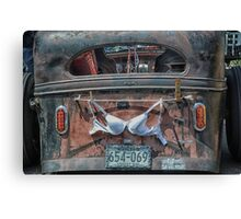 Rat Rod 3 Canvas Print