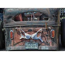 Rat Rod 3 Photographic Print
