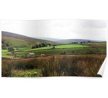 Swaledale Farms Poster