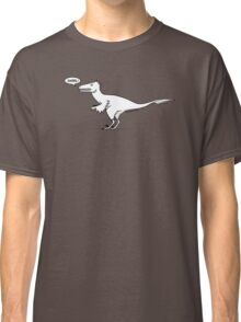 Cartoon Velociraptor Classic T-Shirt