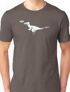 Cartoon Velociraptor T-Shirt