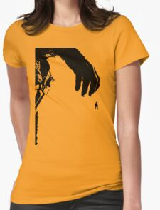 Draw ... Womens Fitted T-Shirt