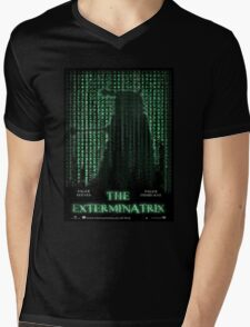 THE EXTERMINATRIX Mens V-Neck T-Shirt