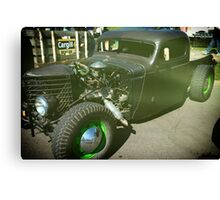 Rat Rod 4 Canvas Print