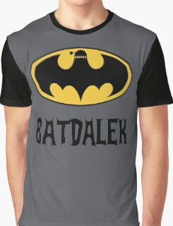 BAT-DALEK Graphic T-Shirt