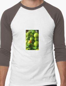 Green Tomatoes Men's Baseball ¾ T-Shirt