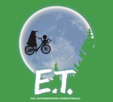 Exterminating Terrestrials Baby Tee