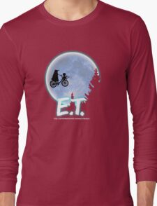 Exterminating Terrestrials Long Sleeve T-Shirt