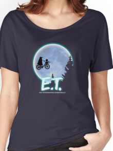 Exterminating Terrestrials Women's Relaxed Fit T-Shirt