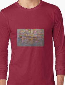 Piet Mondrian Long Sleeve T-Shirt