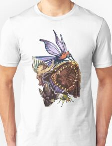 Monster Hunter Monster Mash Design Unisex T-Shirt