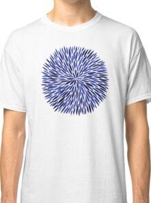 Navy Burst Classic T-Shirt