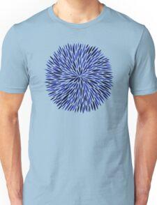 Navy Burst Unisex T-Shirt