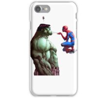 The Spider and the Beast iPhone Case/Skin