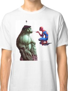 The Spider and the Beast Classic T-Shirt