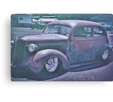 Rat Rod 5 Canvas Print
