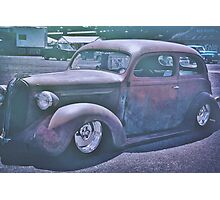 Rat Rod 5 Photographic Print