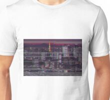 Futuristic City Unisex T-Shirt