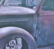 Rat Rod 5 Sticker