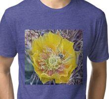 Zions National Park - Love The Flavor Tri-blend T-Shirt