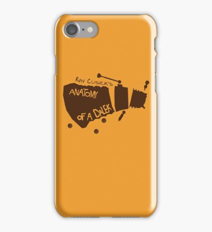 Anatomy of a Dalek iPhone Case/Skin