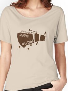Anatomy of a Dalek Women's Relaxed Fit T-Shirt