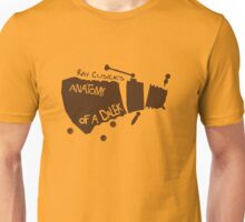 Anatomy of a Dalek Unisex T-Shirt