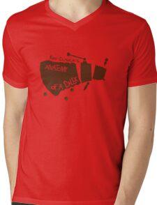 Anatomy of a Dalek Mens V-Neck T-Shirt