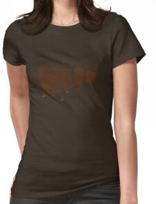 Anatomy of a Dalek Womens Fitted T-Shirt
