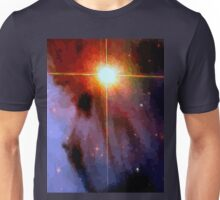 Supernova Abstract Unisex T-Shirt