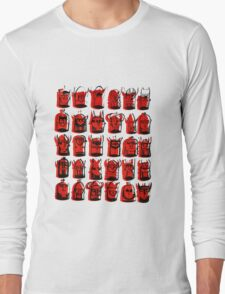 Wee Helmeted Red Folk T-Shirt