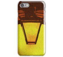 Orange Light iPhone Case/Skin