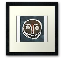 Calmac The Creep Framed Print