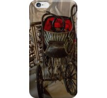 Chatsworth house-Pram iPhone Case/Skin