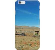 Along the railway line iPhone Case/Skin