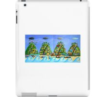 Cyclone Larry iPad Case/Skin