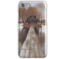 My first landscape painting iPhone Case/Skin
