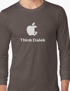 Think Dalek  Long Sleeve T-Shirt
