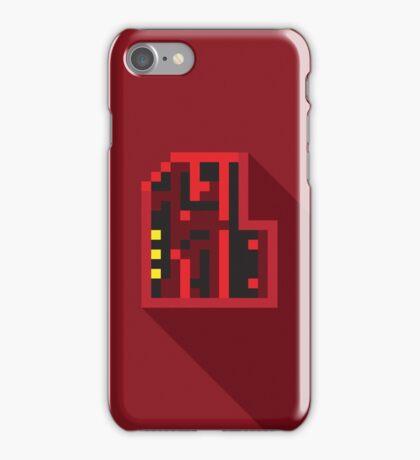 Doom Key: Red iPhone Case/Skin
