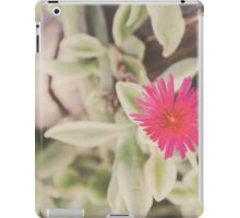 Floral 6 iPad Case/Skin