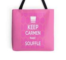 Keep Carmen make Souffle Tote Bag