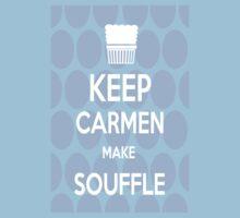 Keep Carmen make Souffle Kids Clothes