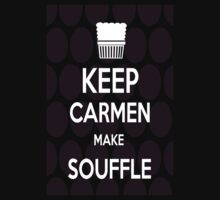 Keep Carmen make Souffle Kids Clothes