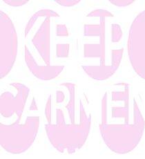 Keep Carmen make Souffle Sticker