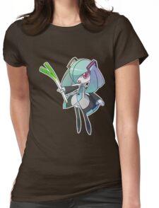Hatsune Kirlia Womens Fitted T-Shirt