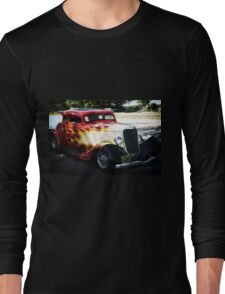 Classic Car Long Sleeve T-Shirt